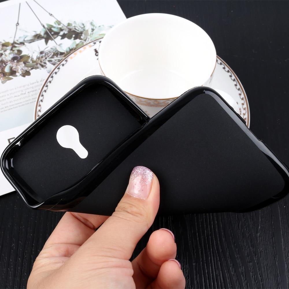 Fashion Case Fashion Matte Pudding Case for Lenovo ZUK Z1 Soft TPU Case Half of Transparent Back Cover for ZUK Z1 Silicone Shell