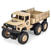 Q69 RC Military Truck Off road Vehicle Simulation Military Model 1:18 Children's Toys Remote Control Truck Crawler Army Car
