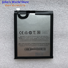 High Quality Original BA721 Battery Replacement 3920mAh Battery Parts For Meizu meilan note 6 M6 M721Q Smart Phone(China)