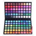 120 colores completa colores paleta de sombra Kit profesional Mineral desnudo paleta sombra de ojos Set maquillaje Maquiagem cosméticos