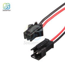 10Pcs 2Pins 3Pins Wire Connectors 15cm Male to Female Cable for DIY Wire to Board Adapter Connector 3mm Distance цены онлайн