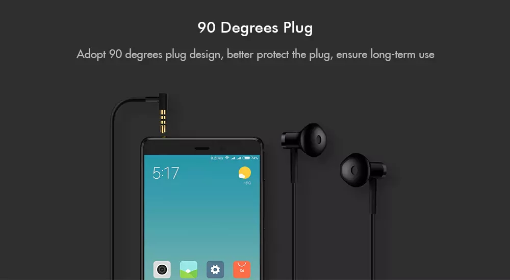 MI Dual Driver Earphone 3