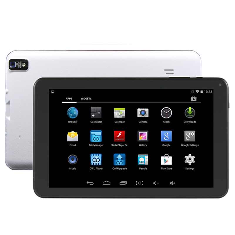 Cheapest Tablet 9 inch Quad Core DDR III Android 4 4 Bluetooth HDMI Wifi ROM 8GB