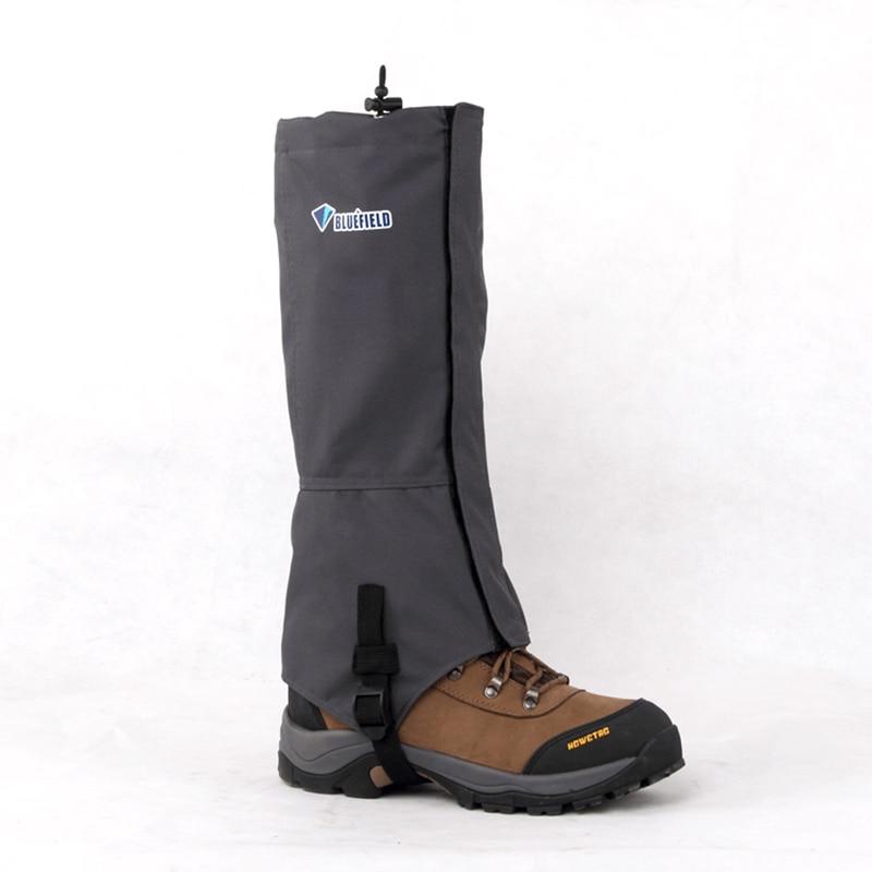 1 Pair Unisex Sport Safety Outdoor Waterproof Legwarmers Snow Kneepad Skiing Ski Gaiters Hiking Climbing Leg Protection Guard