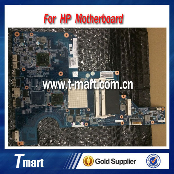 for hp CQ62 G62 597674-001 laptop motherboard amd integrated working well and  full tested