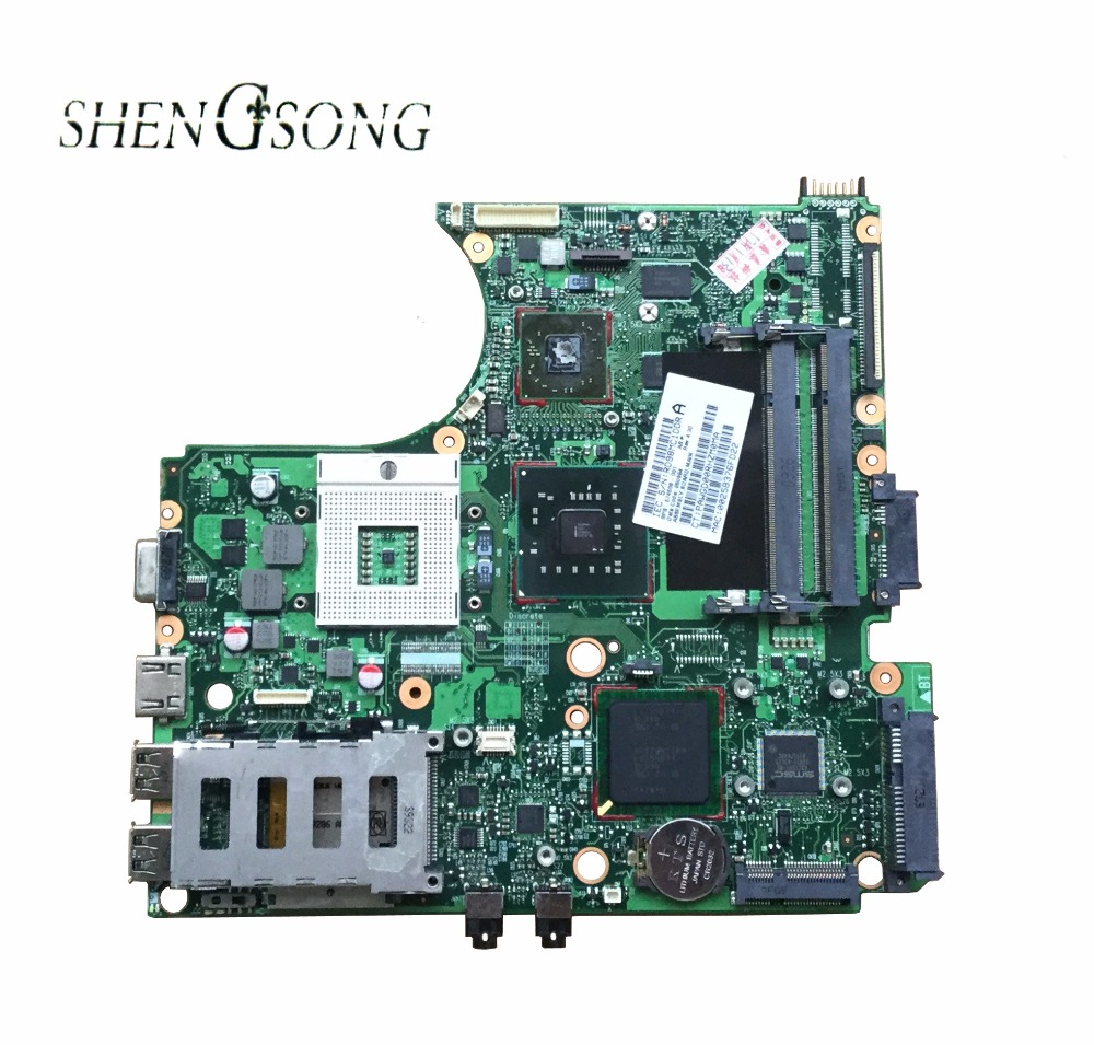 Free Shipping Laptop motherboard for HP ProBook 4411s 4510S motherboard 574508-001 Intel DDR2 100% fully tested free shipping original laptop motherboard for hp probook 4510s 4410s 4710s 535857 001 pga478 gm45 ddr2 fully tested