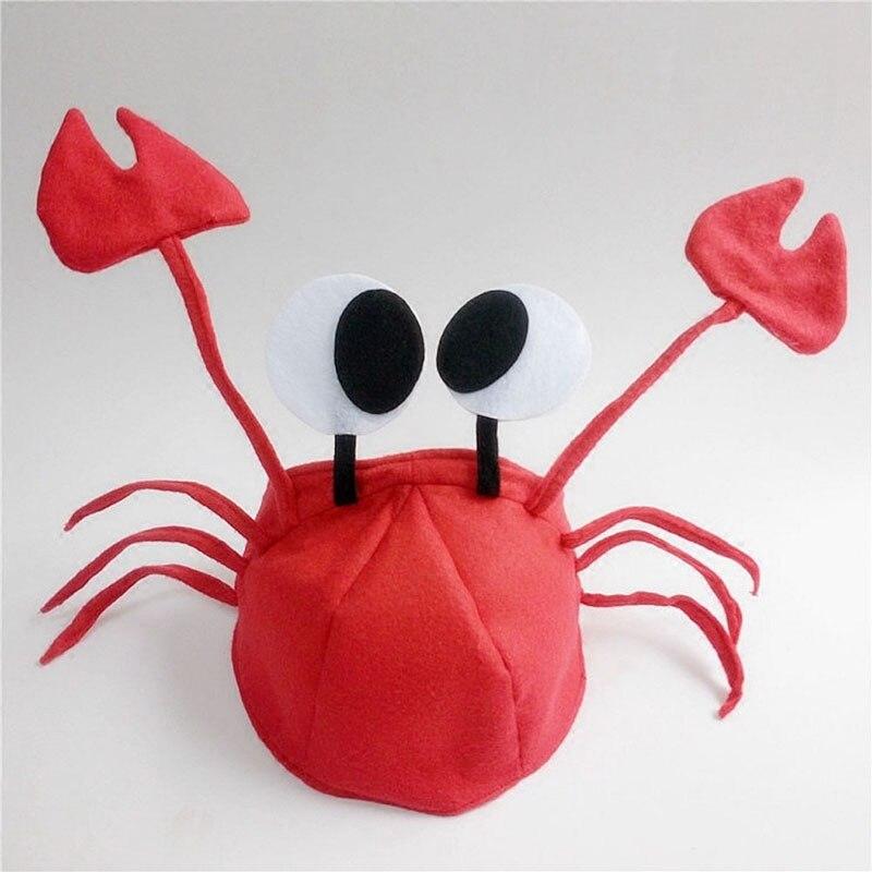 pet play prey crab red