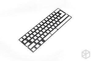 Image 4 - 60% Aluminum Mechanical Keyboard carbon fiber plate support xd60 xd64 3.0 v3.0 gh60 support split spacebar 3u spacebar