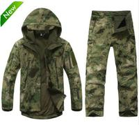 Tad V 4 0 Shark Skin Soft Shell Lurkers Outdoors Tactical Military Fleece Jacket Uniform Pants