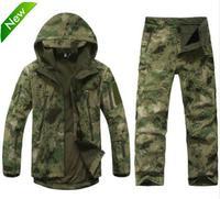 Tad V 4 0 Shark Skin Soft Shell Lurkers Outdoors Tactical Military Fleece Jacket Uniform Pants