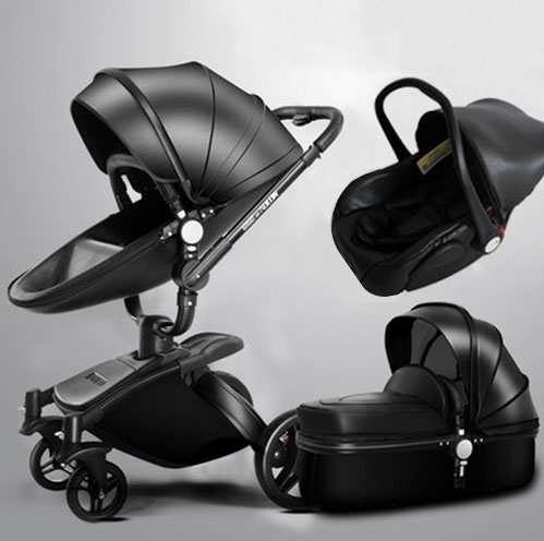 Baby Strollers can sit and lie baby stroller baby stroller can folding Baby stroller winter summer free shipping portable AULON ...