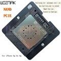 Amaoe Универсальный NAND PCIE дисковая станция для iPhone 6 6s 8 жесткий диск с регулируемой универсальной сеткой