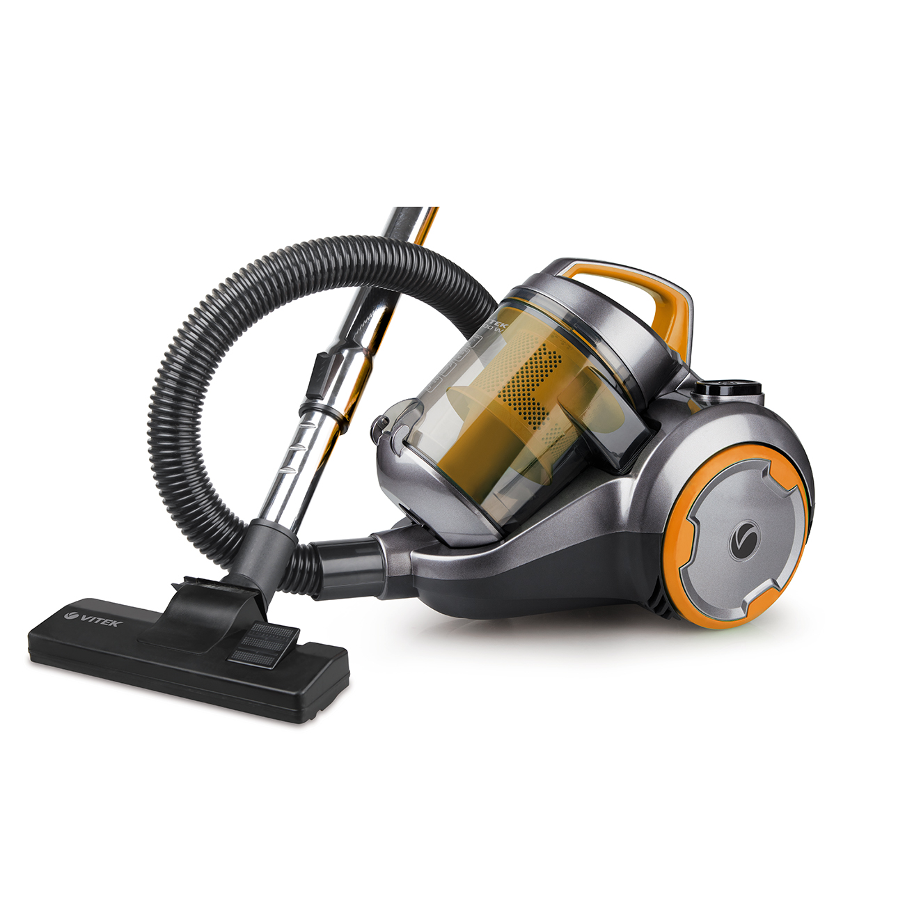 The electric vacuum cleaner Vitek VT-1894 OR vacuum cleaner vitek vt 8130 bk