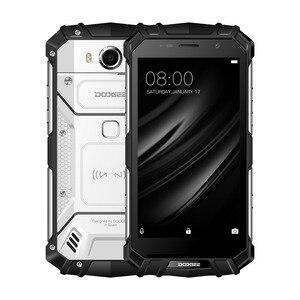 Image 3 - Szybka wysyłka DOOGEE S60 LITE wytrzymały telefon IP68 wodoodporny pyłoszczelny bezprzewodowy telefon komórkowy 5580mAh 4GB 32GB NFC Smartphone