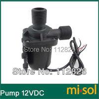 12VDC Micro Pump G1 2 Circulatory System Pump Hot Water Pump Brushless