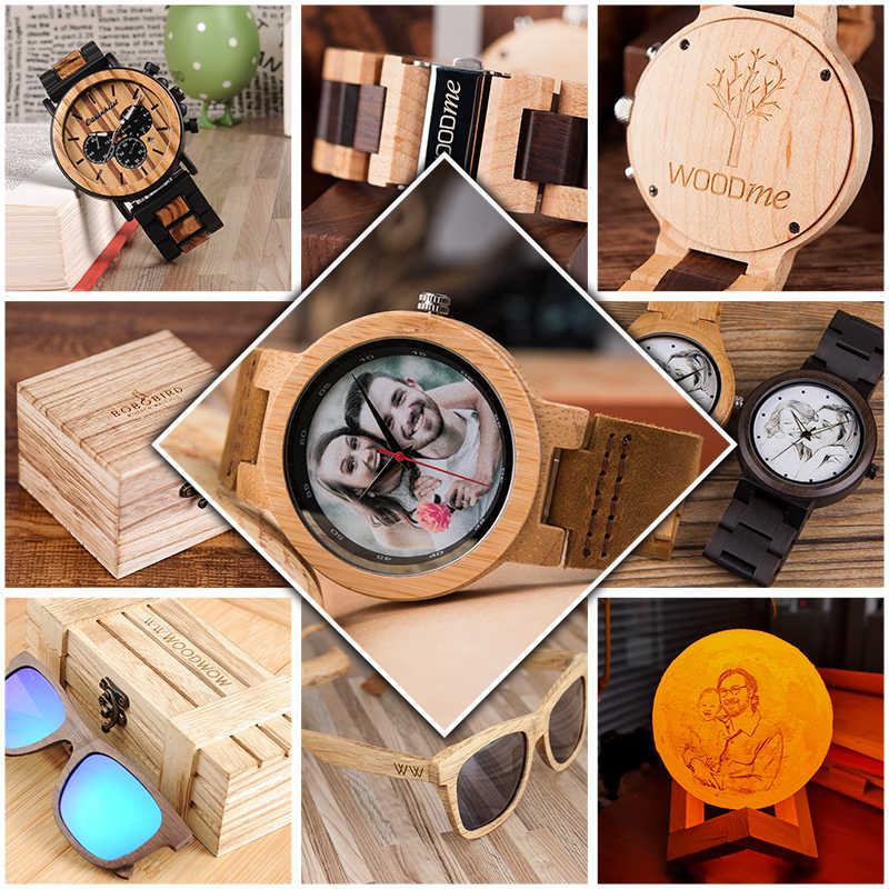 Personalizar relojes para productos de su propia marca Envío Directo OEM reloj grabado tarifa