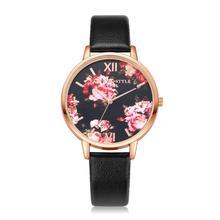 Lvpai кварцевые часы Reloj классический Повседневное кожаный браслет Часы Для женщин модные роскошные Повседневное Наручные часы 18feb24