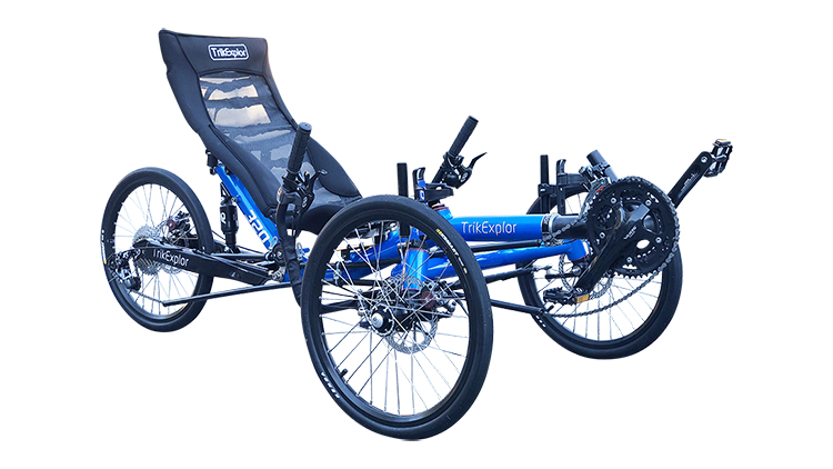 TrikExplor suspension recumbent trikes 320 (1)