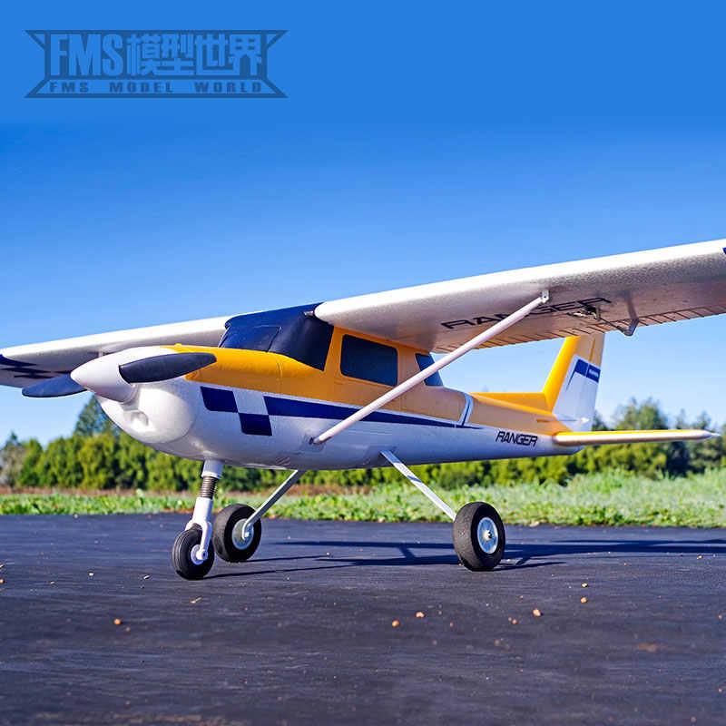 Модель FMS Новый начинающий RC самолет 1220 мм рейнджер