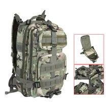 2016 30L Nylon Military Rucksack Rucksäcke Trekking Bag Armee-grün