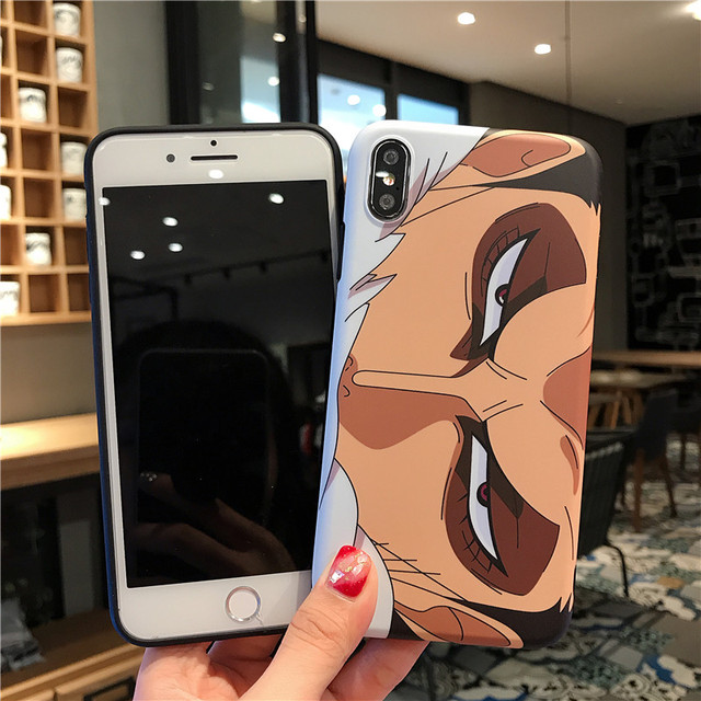 One Piece Zoro Katakuri Cover Case for iPhone Models