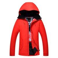 Gsou snowSki куртка Для женщин пальто ветрозащитный Водонепроницаемый Лыжный Спорт куртки Теплая зима спорта на открытом воздухе снег Лыжный Сп