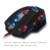 9200 DPI Ajustável 8 Botões Pro Gaming Mouse Computer Mouse + Graves Profundos DIODO EMISSOR de Luz Pro Gaming Headset Headphone + Gaming Mouse Pad