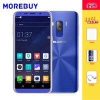 BLUBOO S8 Smartphone 5 7 HD 18 9 Full Screen Octa Core 3G RAM 32G ROM