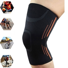 OOTDTY Sports Leg Knee Compression Sleeve Support Fitness Gym Running Joint Pain Relief  Knees wrap