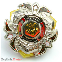 Beyblade Master Metal Plast Fusion 4D Spinning Rapidity Beyblades Spin Top Toy Set, Bey Blade Spinner med Launcher Barn Leksaker