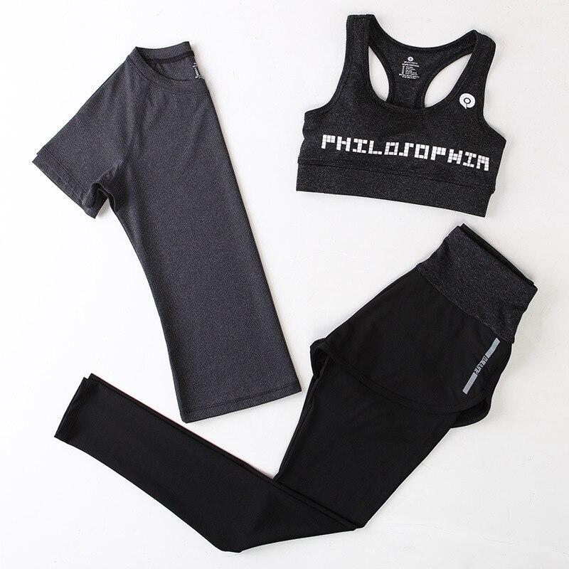 women yoga sets gym suit (3)