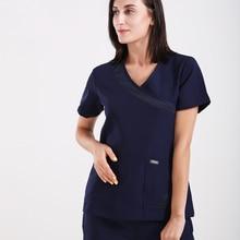 Sportswear Style Medical Scrub Sets for Nurses
