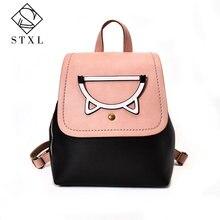 Stxl Для женщин рюкзак кожаный Рюкзаки softback Сумки Производитель Сумка Элегантный дизайн сумка Повседневное Рюкзаки подростков рюкзак мешок
