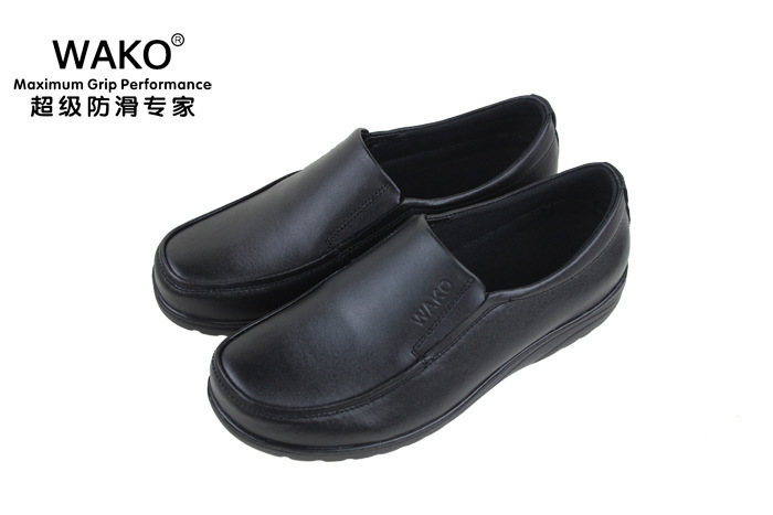 Aliexpress.com : Buy Women Sandals Work Shoes Non Slip Shoes Menu0027s Chef  Shoes Cookhouse Kitchen Skid Resistance Cook Shoes Slip On Black GFL8525  From ...