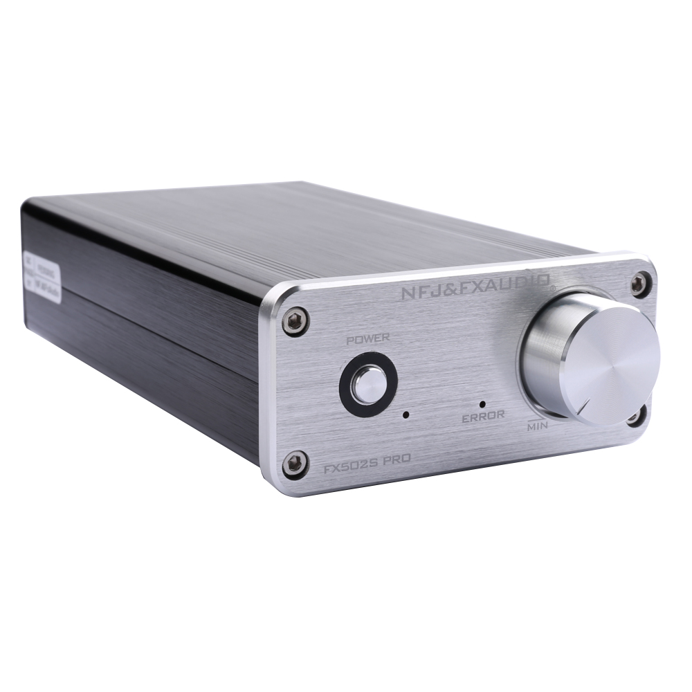 FX-AUDIO FX502S PRO HIFI 2,0 аудио цифровой высокой мощности Домашний Мини Профессиональный для домашнего кинотеатра, усилитель TPA3250 NE5532 * 2 70 Вт * 2