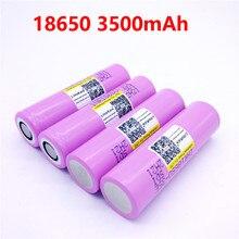 Liitokala 18650 3500mAh 13A rozładowania INR18650 35E INR18650 35E 18650 baterii Li ion 3.7v akumulator