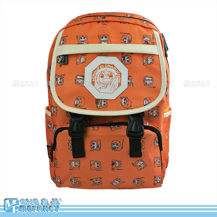 Anime Himouto Umaru chan /ONE PUNCH MAN /NARUTO/Tokyo Ghoul Cosplay Male and female secondary school students bag anime tokyo ghoul cosplay anime shoulder bag male and female middle school student travel leisure backpack page 4