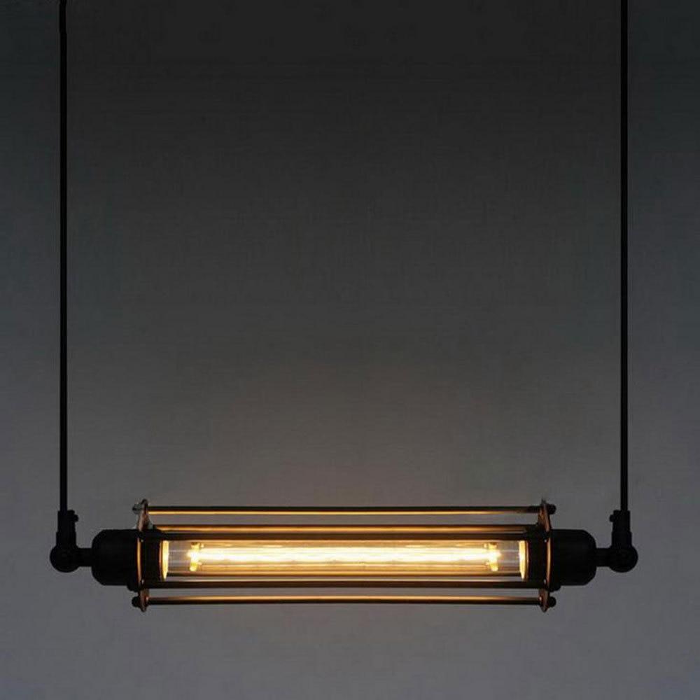 Bulb Included Vintage Pendant Light