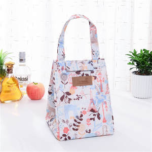 HENGZHEAPPAREL lunch box picnic insulated lunch bag