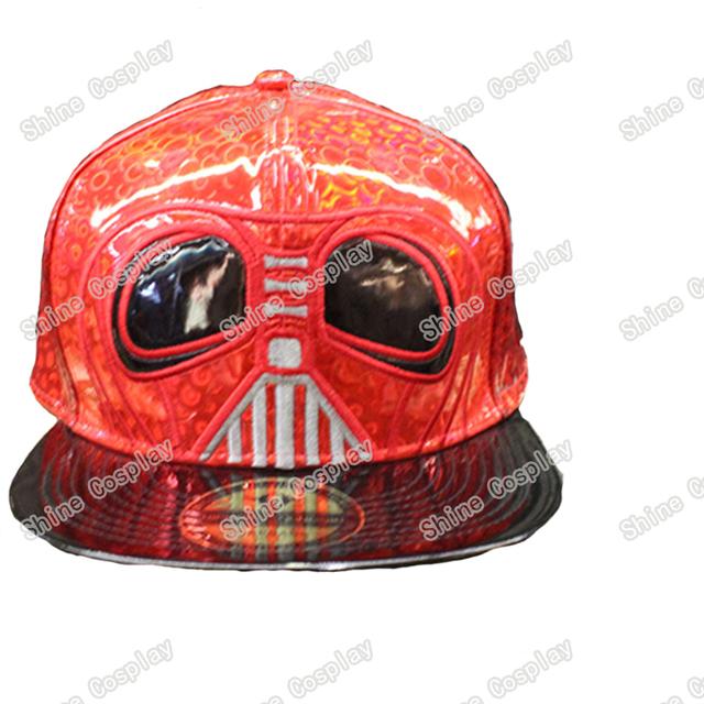 Star Wars Hip-hop Hats Baseball Snapback Caps Adulto Preto/Vermelho bonito do Palhaço Chapéu para Mulheres Dos Homens