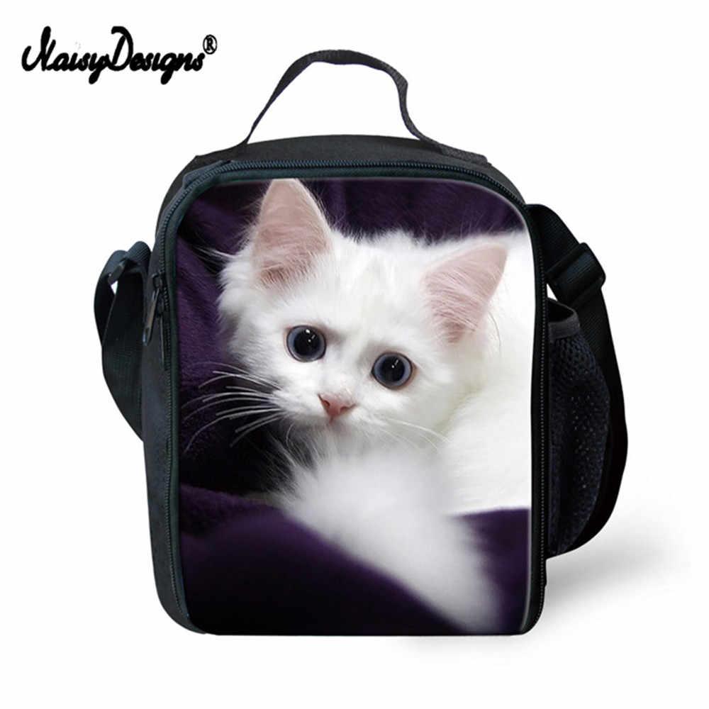 5ef4ba8402f8 ... Рюкзак детский 3 компл. очаровательны котенок кошка школьная сумка для  девочек ортопедические ранец школьный в ...
