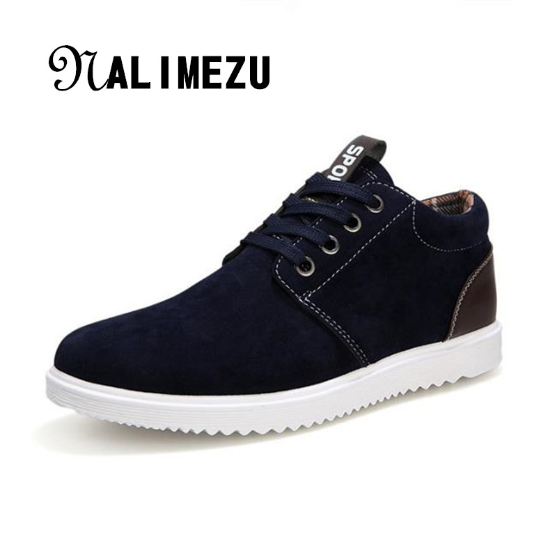 2017 autumn and winter men shoes and sport shoes men frosted tide of England breathable Mixed