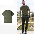 High quality Men t shirt  Men Shirt Casual  T Shirt plus size white male tees high quality lovers tops 16 kind of color