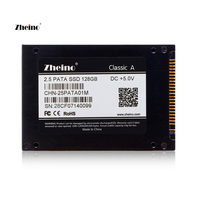 Zheino 2.5 inch/9.5mm 44PIN IDE PATA 128GB SSD Internal Solid Disk Drive 2D MLC NOT 3D TLC Hard Disk Drive For Laptop PC