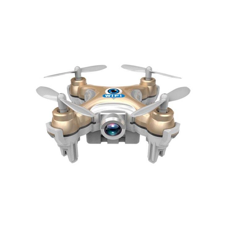 16 Cheerson CX-10W CX 10W Drone Dron Quadrocopter RC Quadcopter Nano WIFI Drone with Camera 7P FPV 6AXIS GYRO Mini Drone 16
