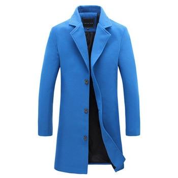 Αντρικό παλτό slim fit