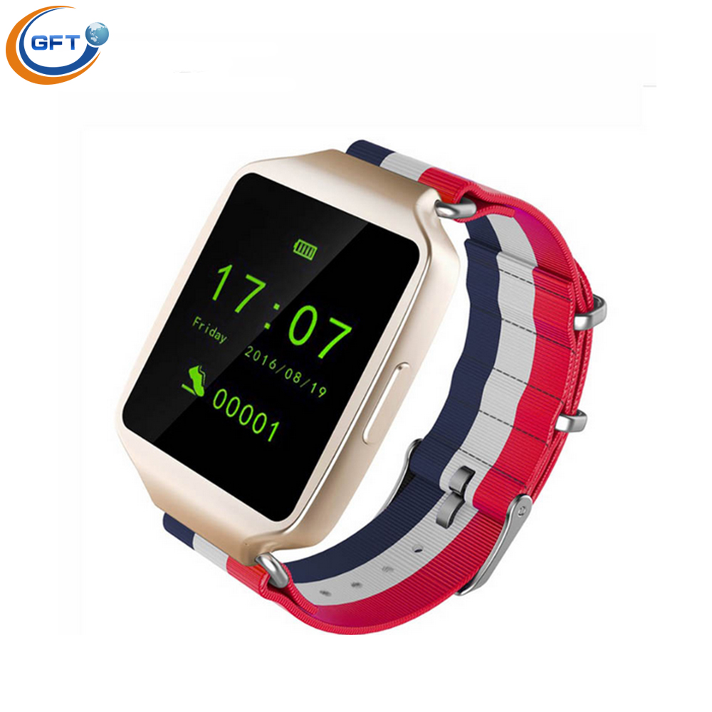 GFT L1 Smart Watch For IOS Android Design MTK2502 Bluetooth font b Smartwatch b font With