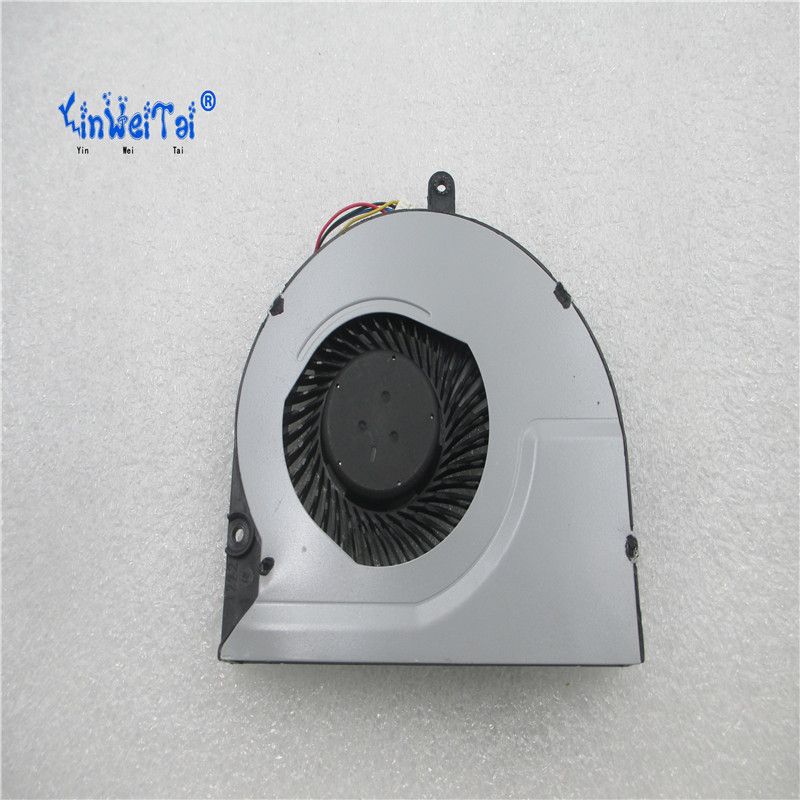 New Original Cpu Cooling Fan For ASUS N56 N56DP N56VW N56VM N56VZ N56SL N56DY DC Brushless Notebook Laptop Cooler Radiators Fan yinweitai original cpu cooling fan for bsb0705hc ar57 5v 0 36a bsb0705hc dc brushless notebook laptop cooler radiators fan