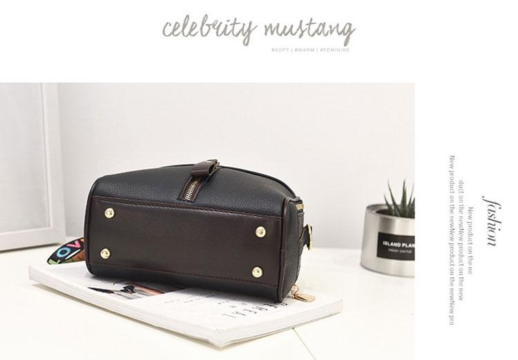 Fashion Women Handbag PU Leather Women Messenger Bags With Ball Toy Female Shoulder Bags Ladies Party Handbags 2019 10