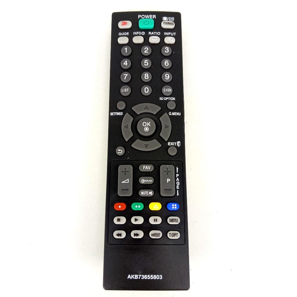 new remote control for lg akb73655803 akb73655802 3d tv fernbedienung in remote controls from. Black Bedroom Furniture Sets. Home Design Ideas